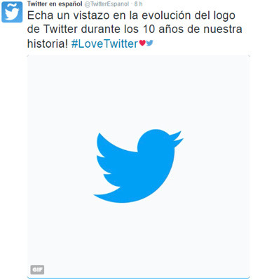 Redes Sociales: Así celebró Twitter sus 10 años - Agencia de Marketing Digital, México | Marketing 4U - 4
