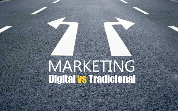 Diferencia entre el Marketing Tradicional y el Marketing Digital - Agencia de Marketing Digital, México | Marketing 4U