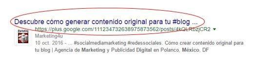 ¿Cuántos caracteres debe tener tu blog y publicaciones en redes sociales? - Agencia de Marketing Digital, México | Marketing 4U