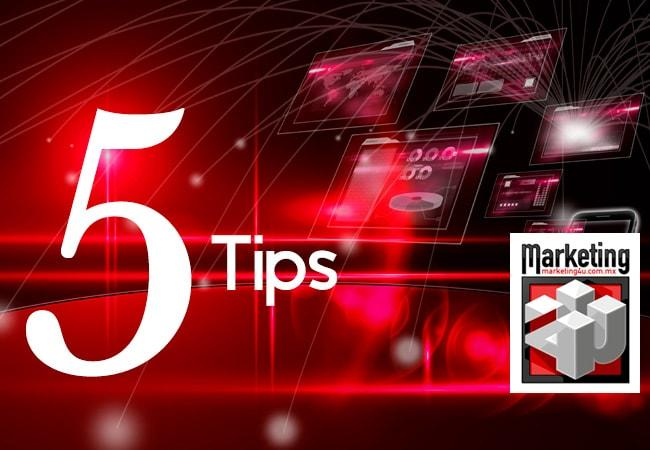 5 tips para tener una mejor presencia digital - Agencia de Marketing Digital, México | Marketing 4U