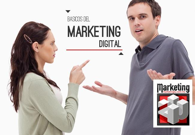 Básicos del Marketing Digital - Agencia de Marketing Digital, México | Marketing 4U