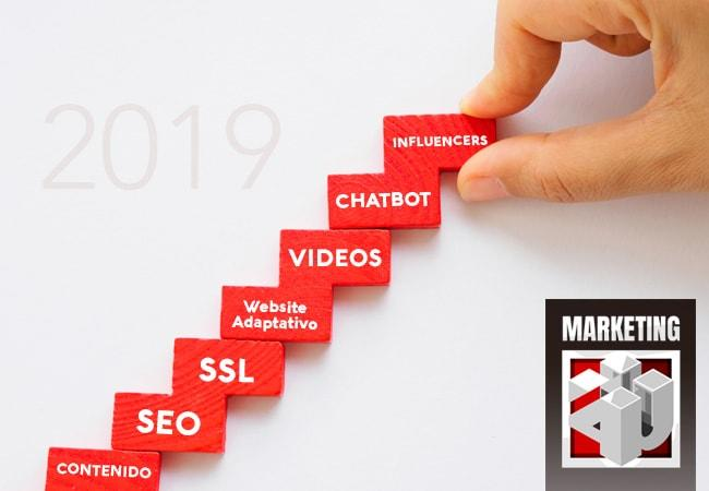 Incrementa tu éxito en Internet este 2019 - Agencia de Marketing Digital | Marketing 4U