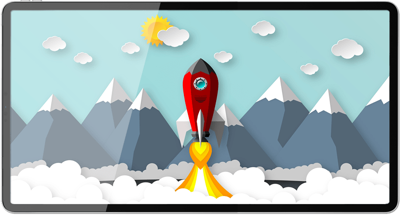 Cohete de Agencia de Marketing Digital