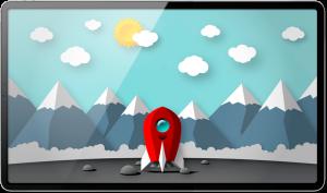 Cohete 1 de Agencia de Mercadotecnia Digital - Marketing 4U