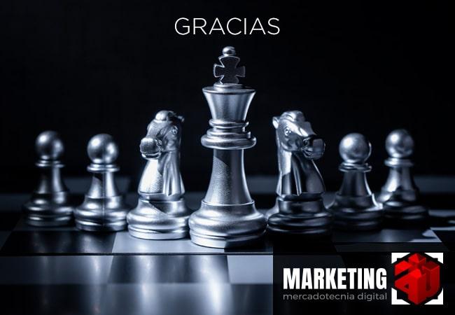 Gracias por un año más de confianza | Marketing4u