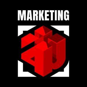 Logo de Marketing 4U